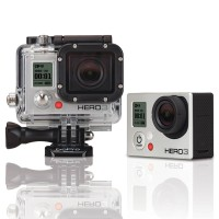 go pro hero3 plus silver edition photo
