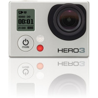 go pro hero3 silver photo