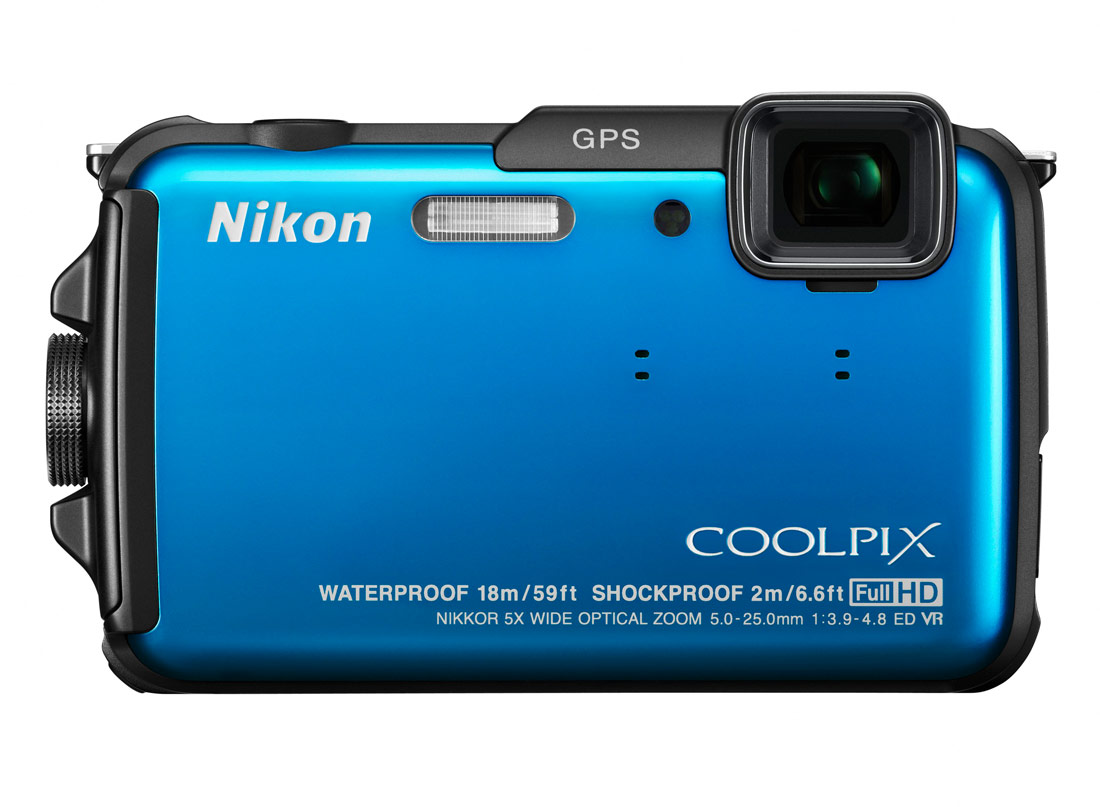 nikon coolpix aw110 picture