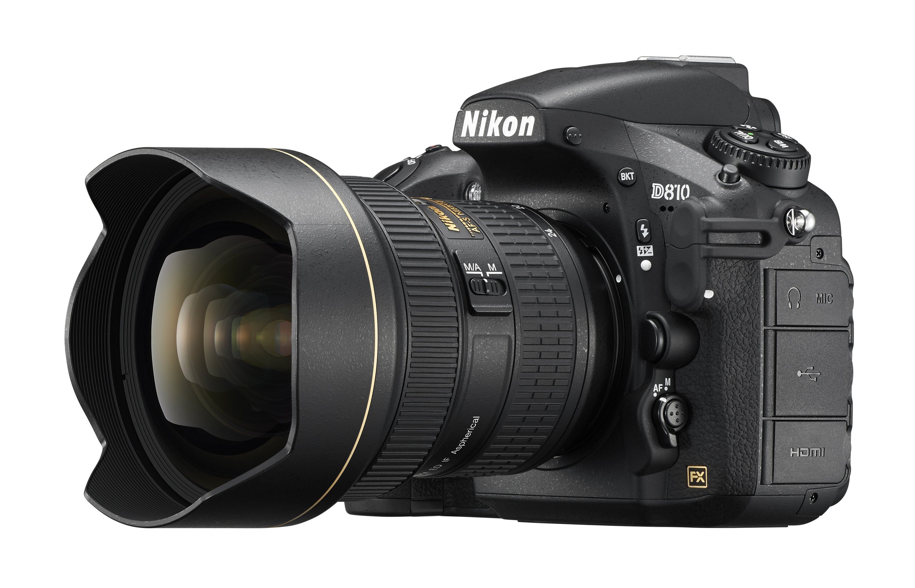 Nikon D810 best camera for landscape photography