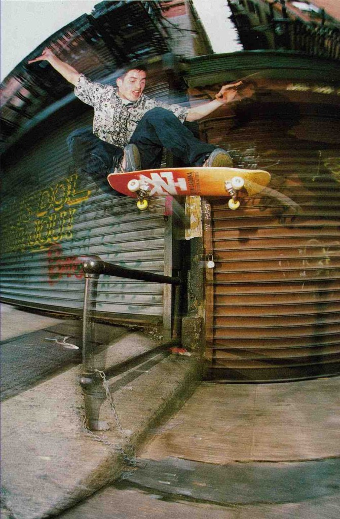 quim cardona switch ollie in nyc